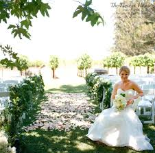 petal aisle runner beautiful salal and seeded eucalyptus garland blush pink and