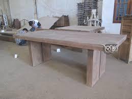 Qualiteak Outdoor Furniture Reclaimed Teak Furniture Stock - Reclaimed teak dining table and chairs