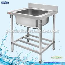 buy stainless steel sink single sink small stainless steel sink kitchen sink stand buy
