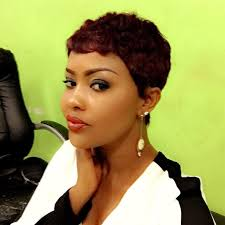 ghana woman hair cut from the archives which ghanaian celebrity rocked the short hair