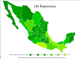 Mexican Map Joaquín Guzmán And The Geography Of Homicide In Mexico Geocurrents
