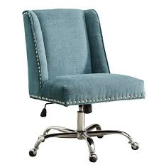 fabric office chairs you u0027ll love wayfair