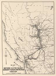 Illinois Railroad Map by