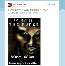 Purge Meme - the louisville purge hoax know your meme