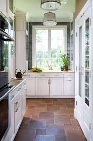 Kitchen Floor Tiles Ideas by 75 Painted Kitchen Floors Painted Kitchen Floors Floor