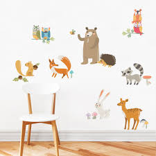 wall sticker animal inspirational home designing cute lovely wall sticker animal interior design for home remodeling new