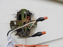 grounding a light fixture security or motion sensing light installation repair