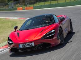 ferrari front png the mclaren 720s is a real threat to ferrari business insider