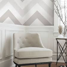 Temporary Fabric Wallpaper by Chevron Wallpaper Peel And Stick