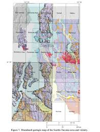 Bremerton Washington Map by Pacific Northwest Geologic Mapping And Urban Hazards