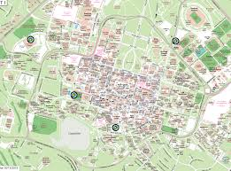 Virginia Tech Campus Map by Find An Electric Vehicle Charging Station Stanford Parking