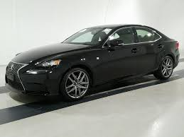 lexus is 250 sport 2015 used 2015 lexus is 250 f sport stock 5526 jidd motors des