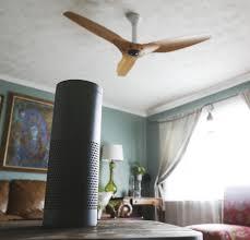 Ceiling Fan Features Amazon Echo Announces Integration With Big Fans Techome Builder