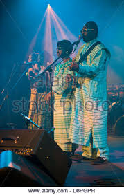 amadou u0026 mariam blind duo from mali performing with their band on