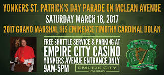 62nd annual yonkers st patrick u0027s day parade