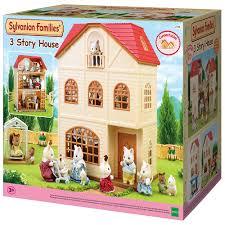 3 story house 51 on sylvanian families 3 story house onedayonly co za