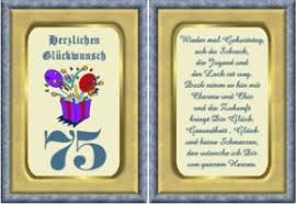 geburtstagssprüche zum 75 geburtstag glückwünsche geburtstag patentante quotabfertigungquot