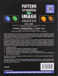 pattern recognition and image analysis by earl gose buy pattern recognition and image analysis with cd book online at