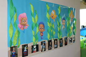 Bubble Guppies Decorations Bubble Guppies Birthday Party Ideas Photo 23 Of 23 Catch My Party