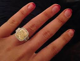 fancy yellow diamond engagement rings colored diamond engagement rings ritani