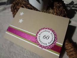 einladung zum 60 geburtstag einladungen geburtstag