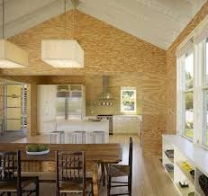 Kitchen Wall Covering Ideas Kitchen And Dining Area Interior Wall Paneling Interior Wall