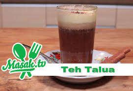 Teh Telur teh talua teh telur egg tea feat m muchlis