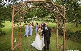 wedding arbor etsy custom wedding arbor the bent tree
