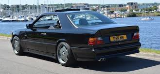 build mercedes dan s w124 300ce amg build mercedes enthusiasts