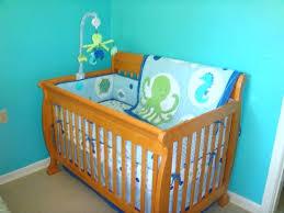 Seashell Crib Bedding Decoration Seashell Crib Bedding Image Of Octopus Nursery