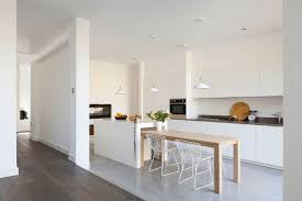 modern kitchen london london home redesigned by scenario architecture oozes radiant