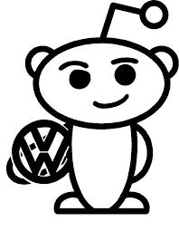 volkswagen clipart r volkswagen decal u2013 stickit stickers u0026 decals