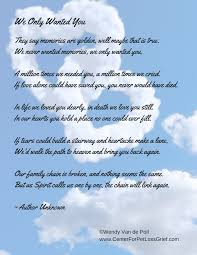 coping with loss of pet pet loss poems to support you center for pet loss grief
