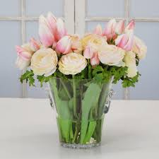 artificial flower decoration for home winward home finest permanent botanicals