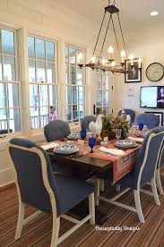 southern dining rooms love at first sight the 2015 southern living idea home part two