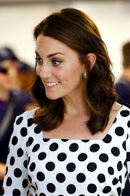 kate middleton debuts a much shorter hairstyle at wimbledon beaut ie
