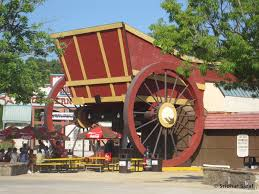 Six Flags Great Adventure Map Panoramio Photo Of Conestoga Wagon Six Flags Great Adventure