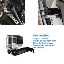 amazon camcorder black friday amazon com gopro front bracket for bmw r1200gs lc and lc