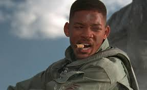 Independence Day Movie Meme - will smith never said welcome to earf in independence day gq