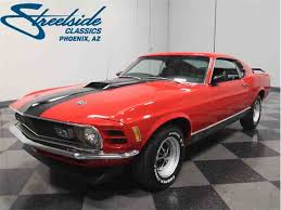 1970 Mustang Mach 1 Black 1968 To 1970 Ford Mustang Mach 1 For Sale On Classiccars Com 47