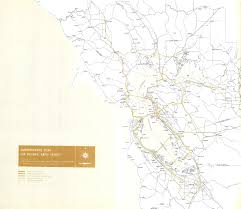 Bart System Map by Imagine Hopping On Bart To Get To Marin County Curbed Sf