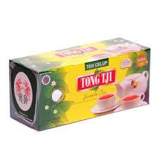 Teh Melati teh celup melati 50 gram tong tji tea bags 25 ct 2 gr