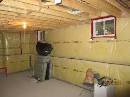 Basement Wrap | aggroup inc blumenthal basement wrap insulation