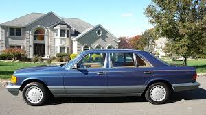 mercedes 560sel 1986 used mercedes 560 sel at find great cars serving ramsey