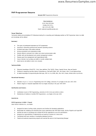Facilitator Resume Programming Resume Examples Resume Example And Free Resume Maker