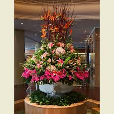 corporate flowers by florist michael skaff skaff floral creations