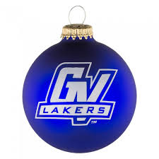 gvsu lakers ornament cus den