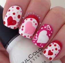 15 amazing 3d valentine u0027s day nail art designs ideas u0026 stickers