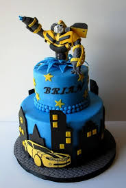 transformer birthday cakes top transformers cakes cakecentralcom creative ideas