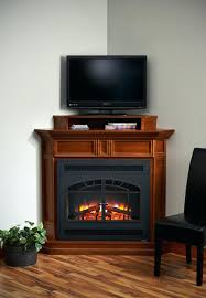 corner electric fireplace tv stand lowes home depot stone